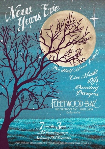 NYE Party - Fleetwood Bac + DJ's