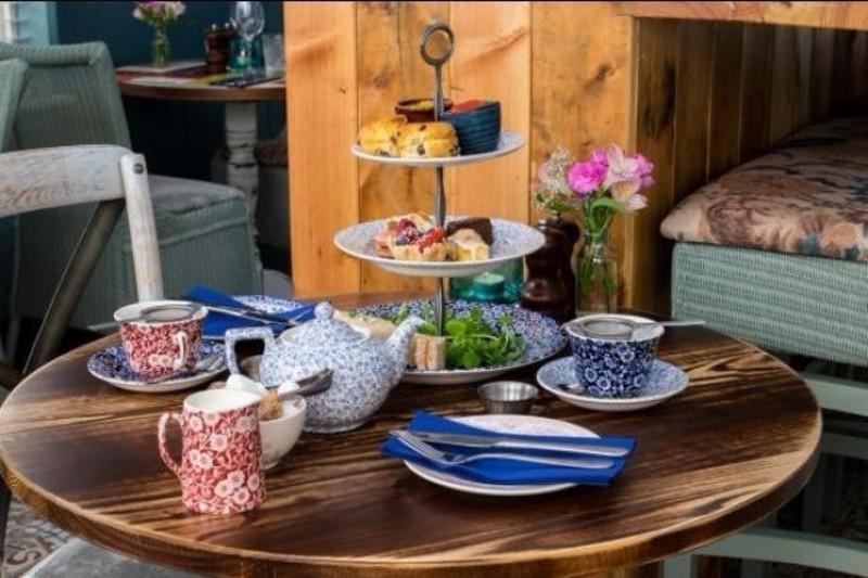 Tea Room Chertsey