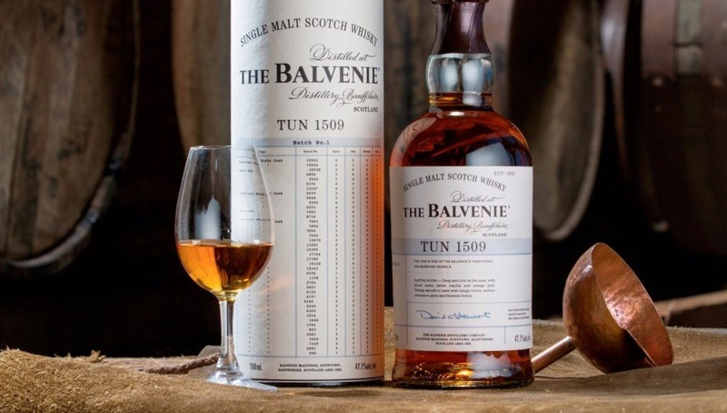 Whiskey & chocolate with the Balvenie