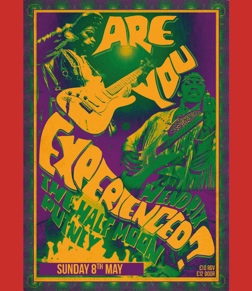 Are You Experienced? A tribute to Jimi Hendrix