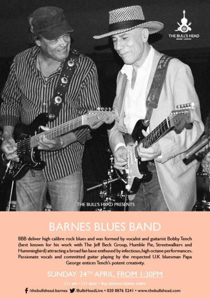 The Barnes Blues Band