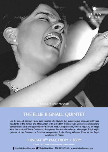The Ellie Bignall Quintet