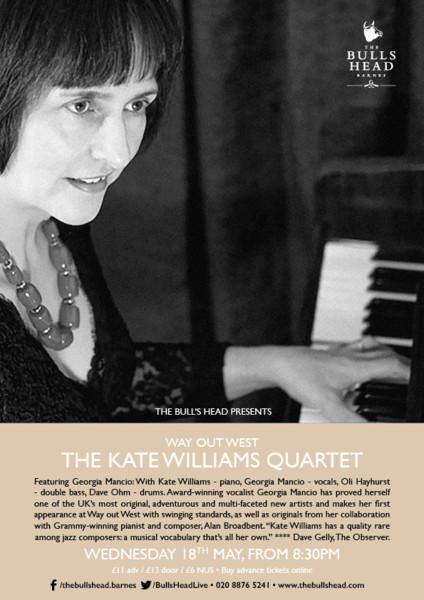 The Kate Williams Quartet