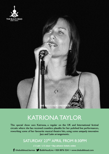 Katriona Taylor