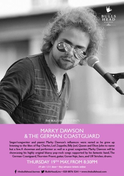 Marky Dawson & The German Coastguard