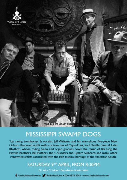 The Mississippi Swamp Dogs