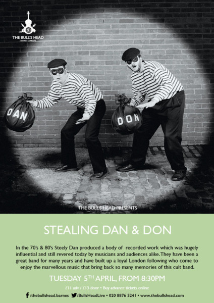 Stealing Dan & Don