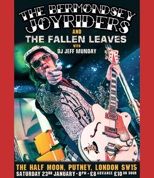 The Bermondsey Joyriders + The Fallen Leaves