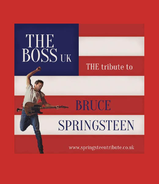 The Boss Uk: The Tribute to Bruce Springsteen