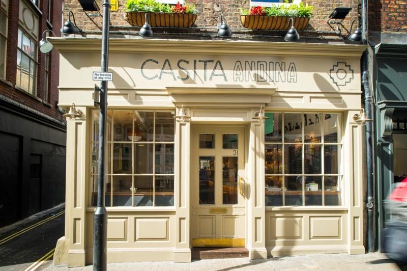 Casita Andina 1st Anniversary