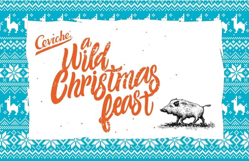 A Wild Christmas Feast