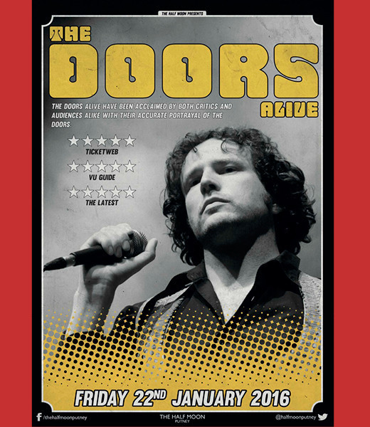 The Doors Alive  **SOLD OUT**