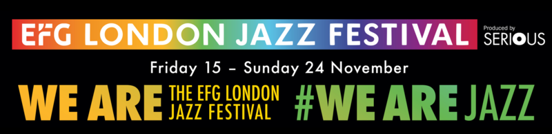 EFG London Jazz Festival 2019
