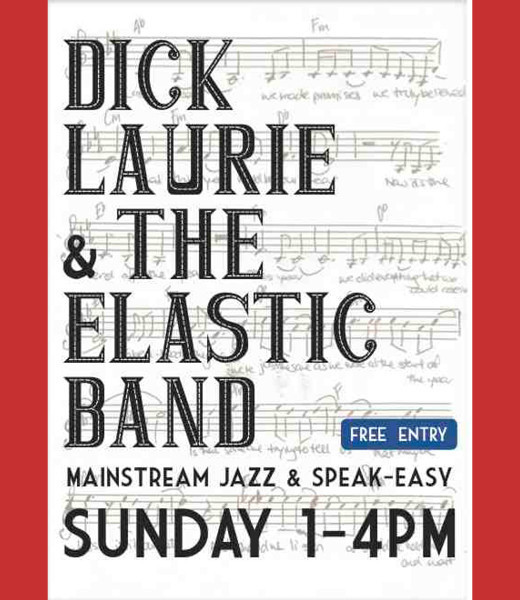 Free Lunchtime Jazz: 1-4pm