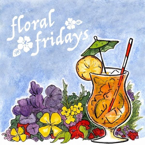 Floral Fridays