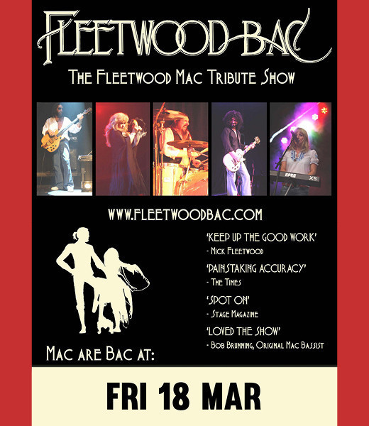 SOLD OUT - Fleetwood Bac