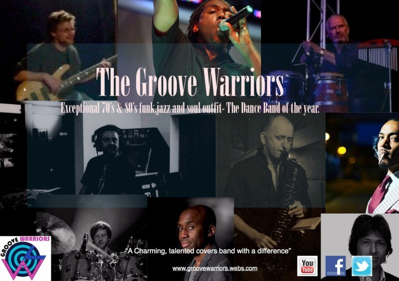 THE GROOVE WARRIORS