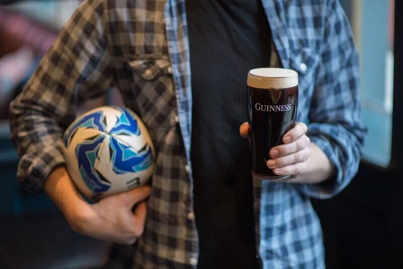 Guinness Six Nations Ireland V Italy