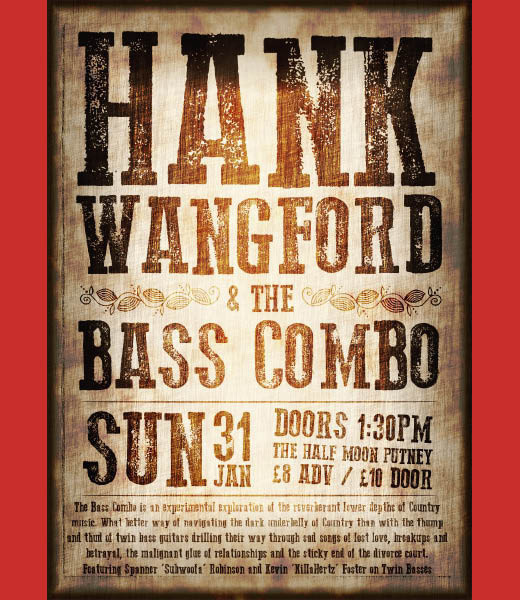 Lunchtime: The Wangford Bass Combo