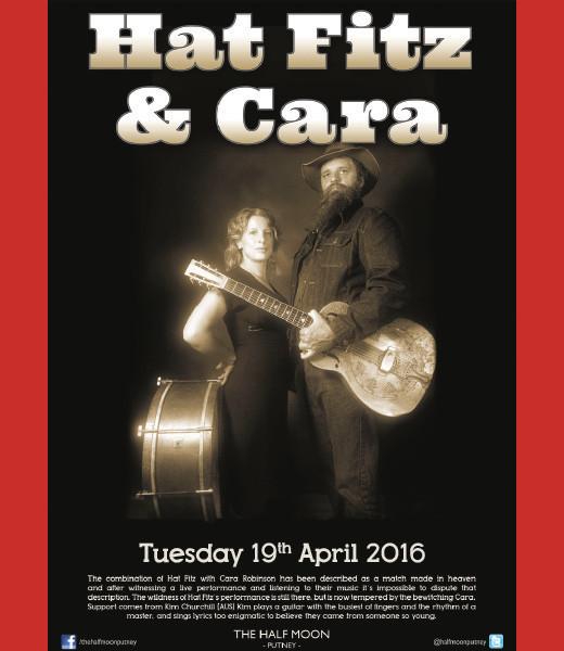 Hat Fitz & Cara