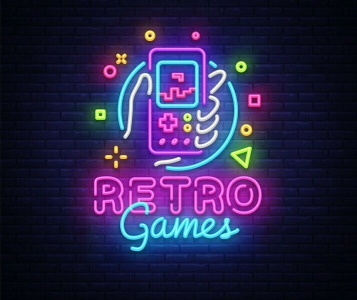 Retro Games Night