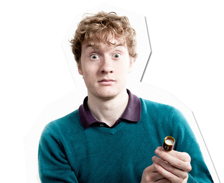 Gits & Shiggles comedy presents James Acaster,  Barry Ferns, Eleanor Morton & Tim FitzHigham + a Mystery Guest