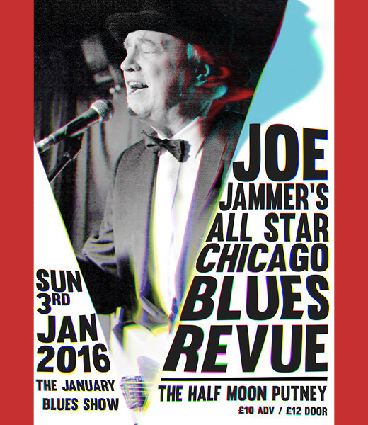 Joe Jammer's All-Star Chicago Rhythm & Blues Revue