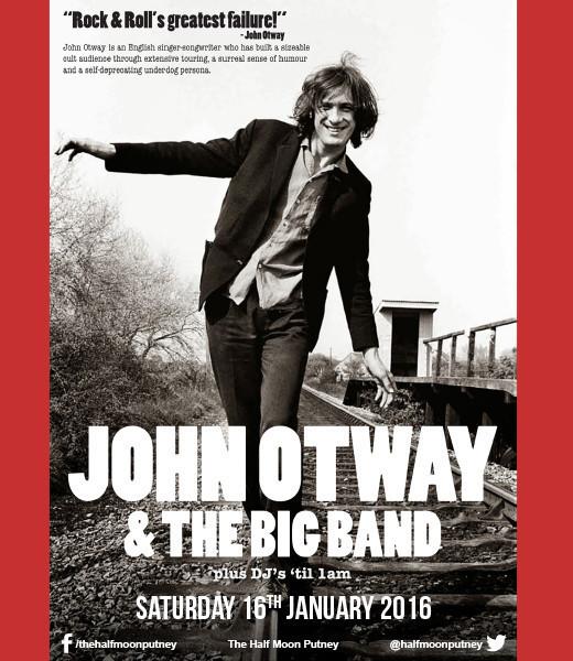 John Otway & The Big Band