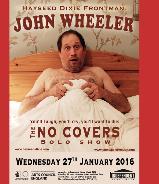 John Wheeler's album launch