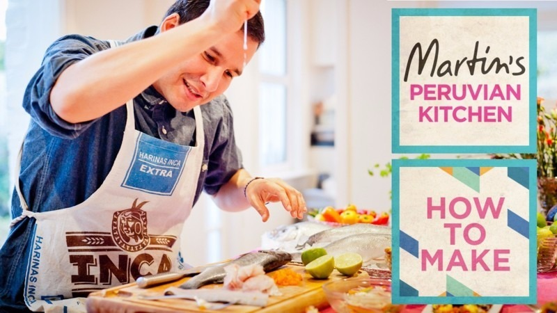 Martin's Peruvian Kitchen launches