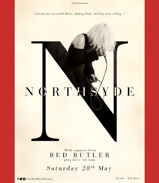 Northsyde + Red Butler