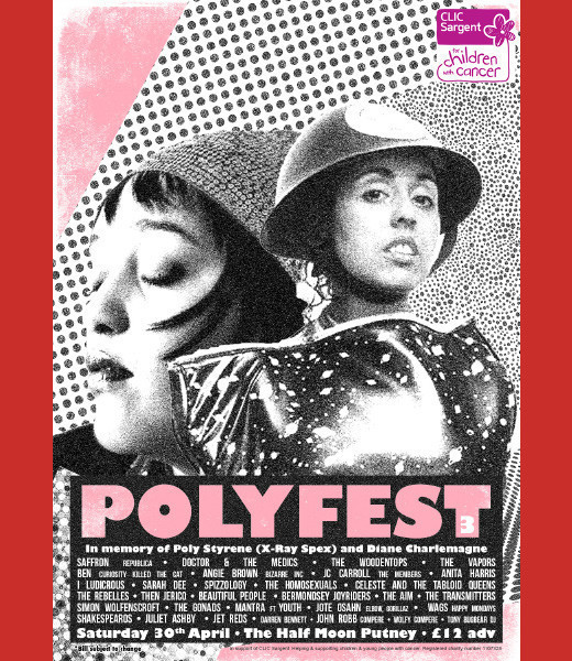 SOLD OUT- Polyfest 3
