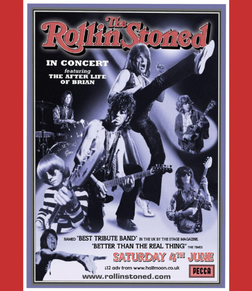 The Rollin' Stoned