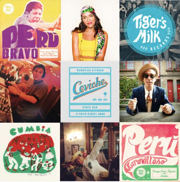 Ceviche Soho - Weekend DJs
