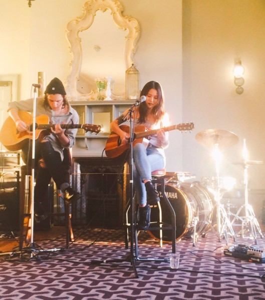 Upstream: Live Music in the River Room