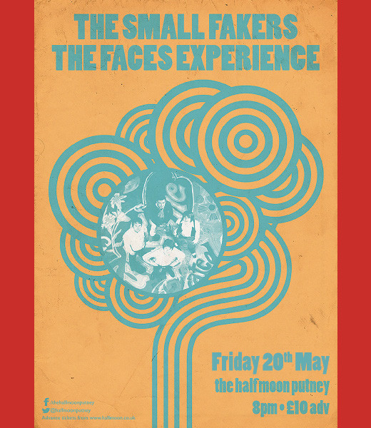 Small Fakers + The Faces Experience
