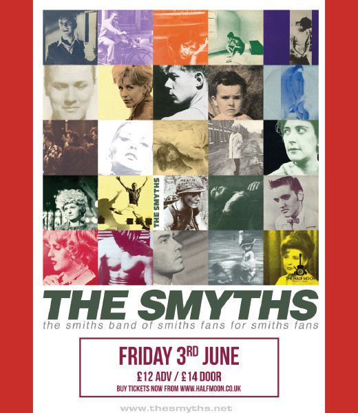 SOLD OUT - The Smyths