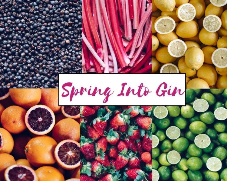 Spring into Gin