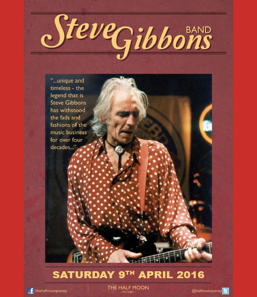 The Steve Gibbons Band