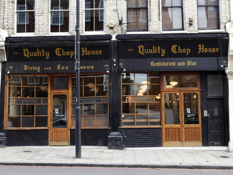 The Quality Chop House x Sorella