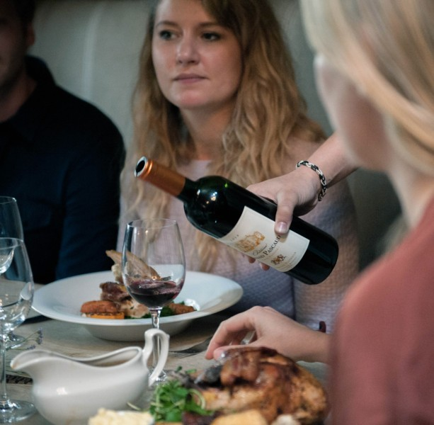 AN INTIMATE GAME MASTERCLASS AND WINE PAIRED DINNER