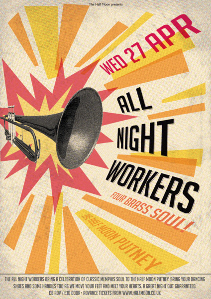 The All Night Workers