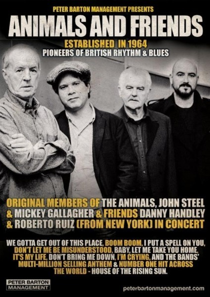 The Animals and friends - The Story of British Rhythm and Blues