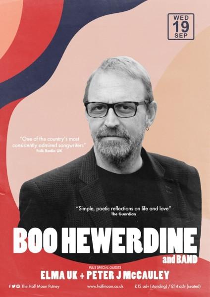 Boo Hewerdine