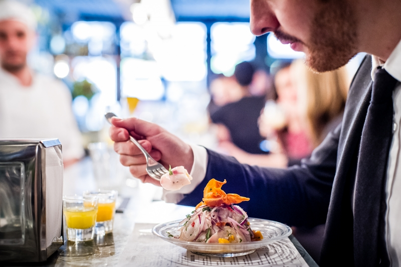 Ceviche Soho wins Trip Advisor's 2015 Certificate of Excellence