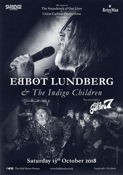 Ebbot Lundberg & The Indigo Children