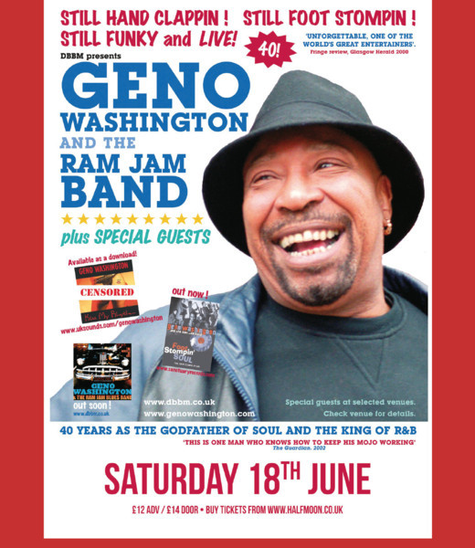Geno Washington and The Ram Jam Band