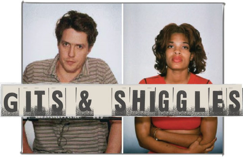 Gits & Shiggles comedy presents Phil Nichol + Dane Baptiste + special MYSTERY GUEST Andy Parsons