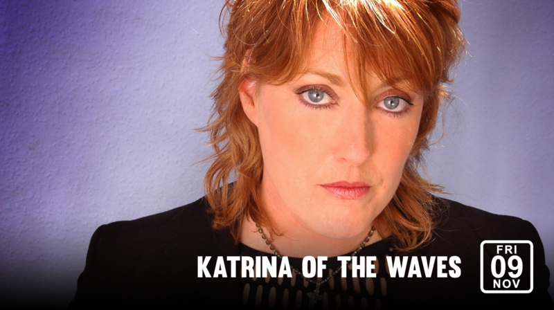 Katrina from Katrina & The Waves