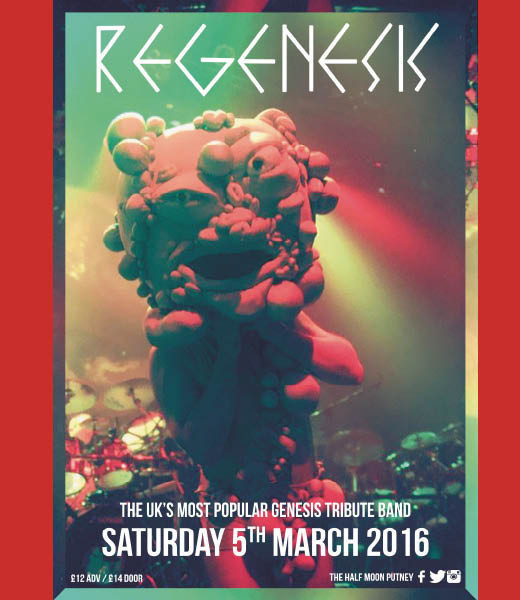 SOLD OUT - ReGenesis